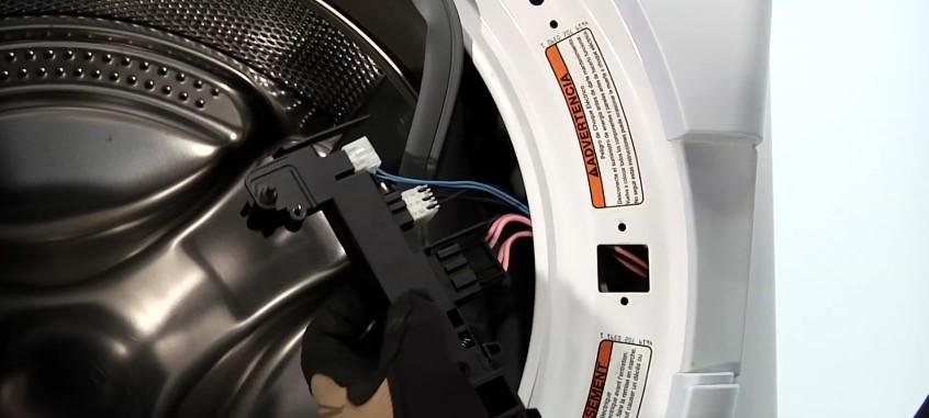 заменить устройство блокировки стиральной машины самостоятельно