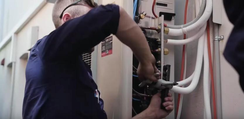 Предоставляем любой спектр ремонтных работ по ремонту кондиционеров